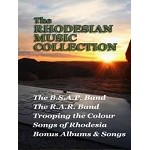 THE RHODESIAN MUSIC COLLECTION 8 cds