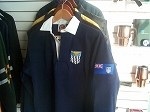 Northern Rhodesian Solid Navy Jersey