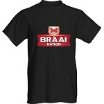 Braai Nation shirt select long or short sleeve along with colour
