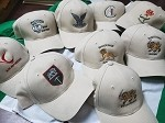 Custom Khaki hats