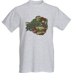 Rhodesia map shirt select long or short sleeve