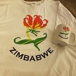 Zimbabwe Shirt and coffee mug